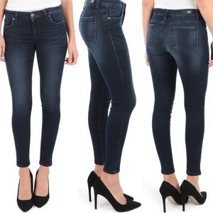 Kut From The Kloth Donna High Rise Ankle Jeans 6